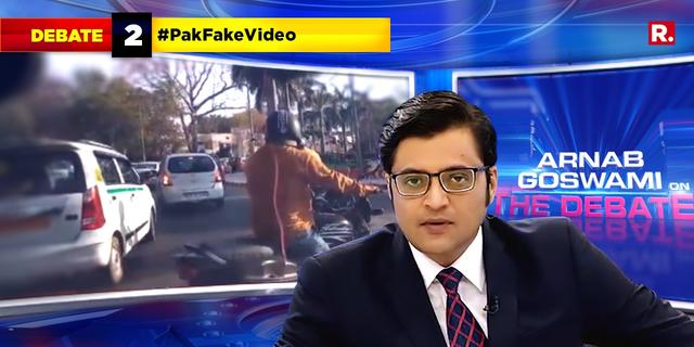 Has Pakistan embarrassed itself once again on the world stage by staging another video?