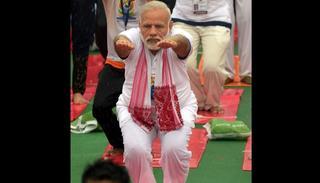 Prime Minister Narendra Modi Credit: PTI