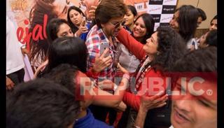 All hugs for Sejal