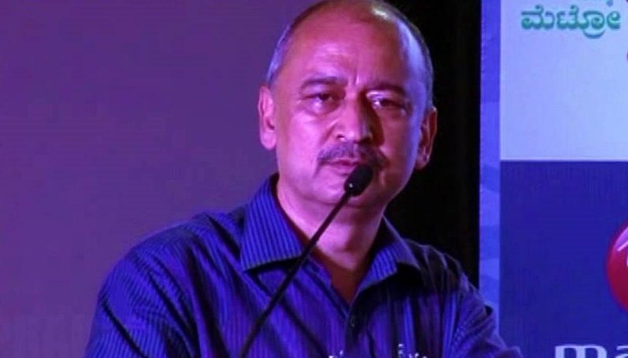 Air India CMD Pradeep Singh Kharola