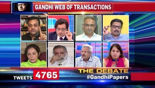 Republic TV accesses the Gandhi Files