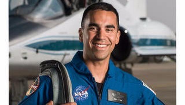 Astronaut Candidate Raja Chari