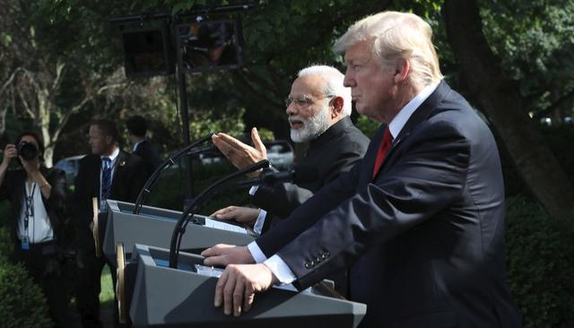INDO-US JOINT STATEMENT