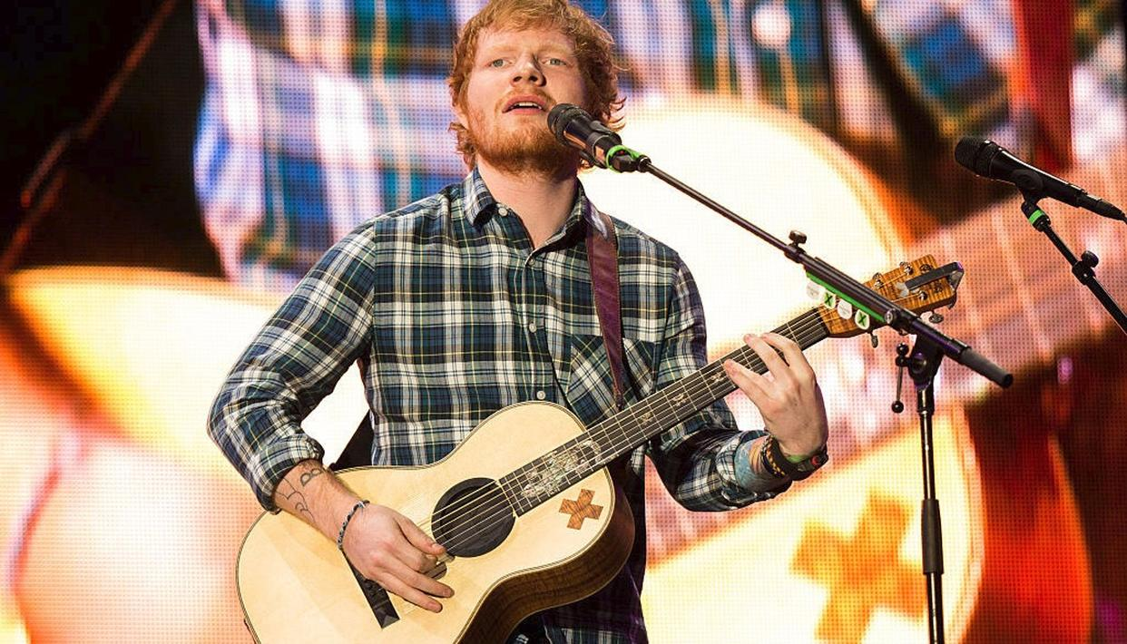 Ed Sheeran coming to India