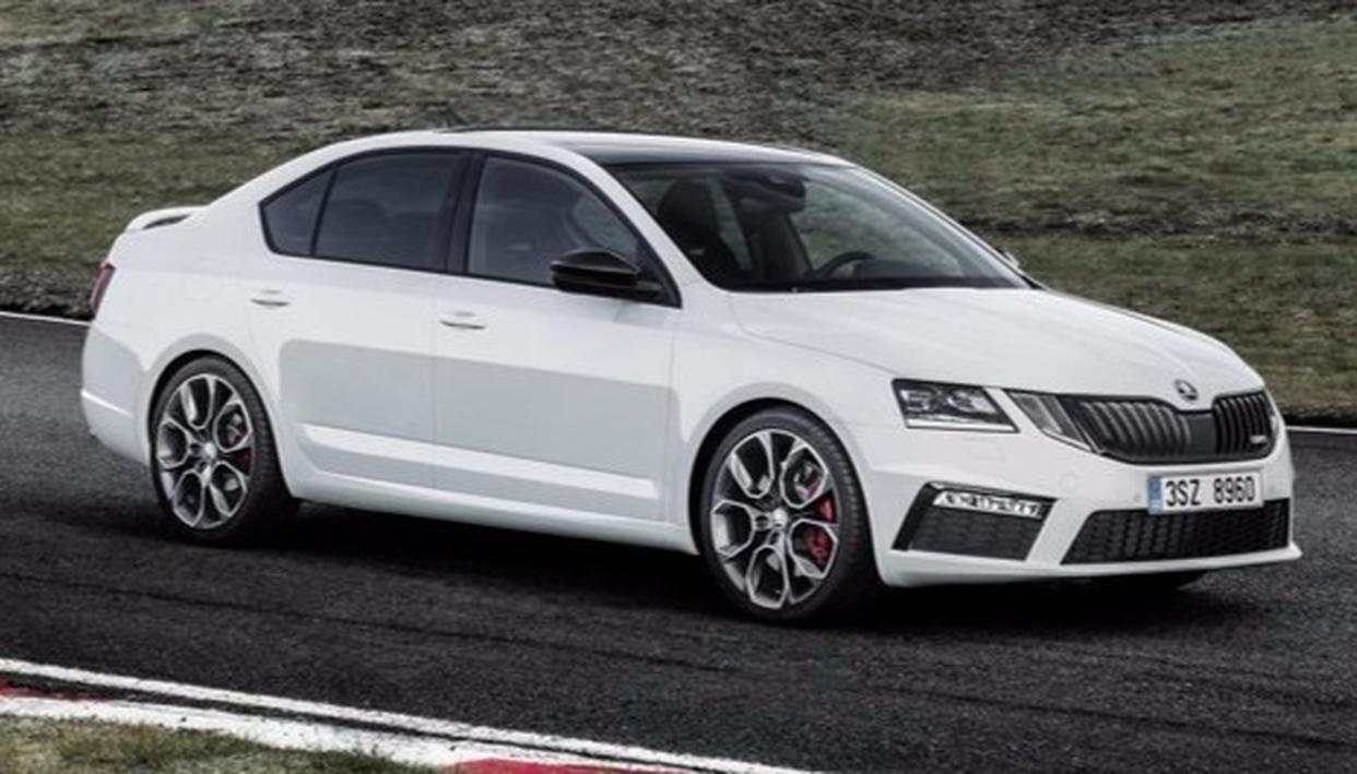Skoda Octavia vRS to launch in India by end 2017  Republic World
