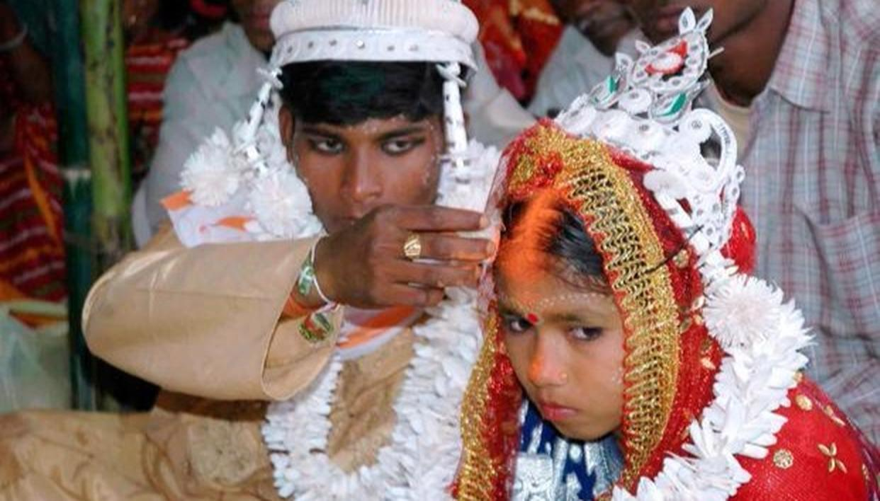 SHE TEAMS PREVENT CHILD MARRIAGES