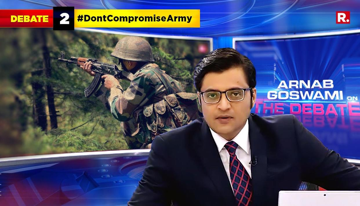 HIGHLIGHTS ON #DontCompromiseArmy