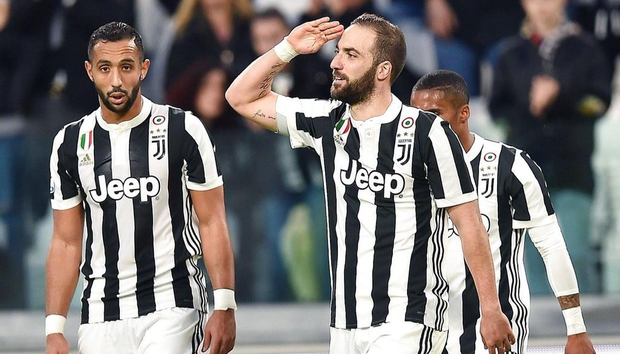 JUVENTUS LEAD IN SERIE A