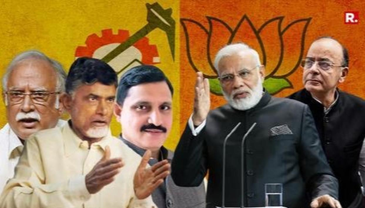 MASSIVE: NAIDU TO LEAD 'FEDERAL FRONT' FOR 2019?