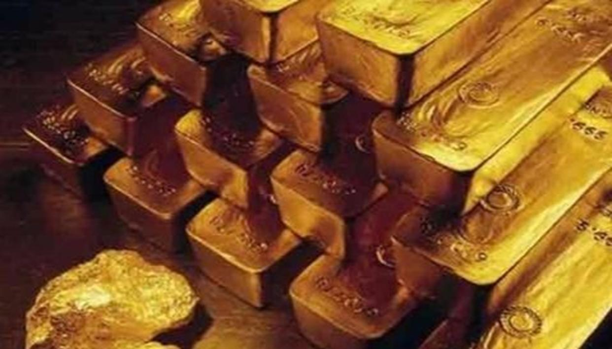 GOLD WORTH RS 1.22 CR SEIZED