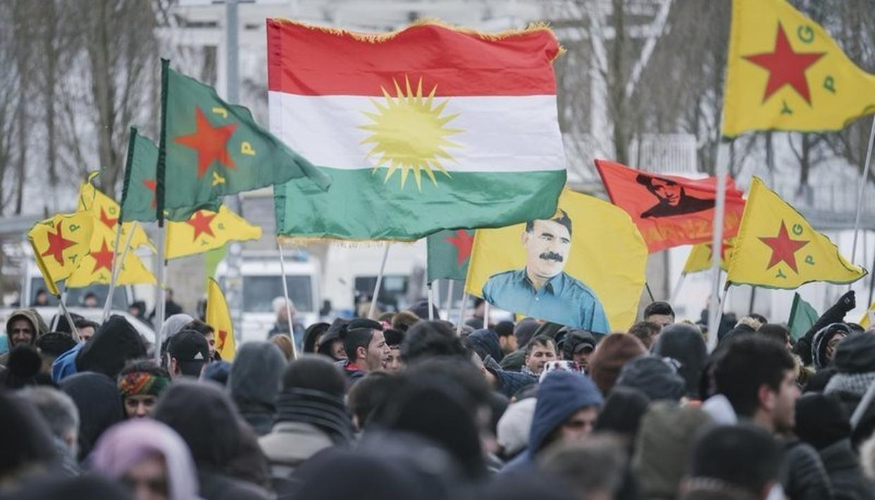 TURKEY TAKES CONTROL OVER AFRIN