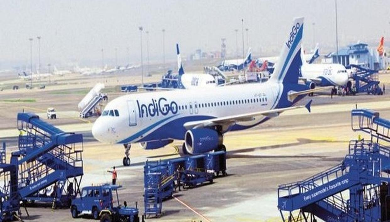 2 INDIGO AIRCRAFT GROUNDED IN A SINGLE DAY