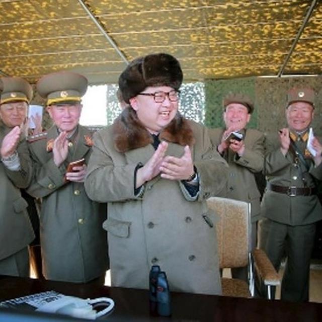 US: N KOREA KILLED KIM'S HALF BROTHER