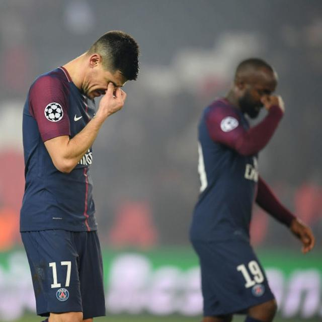PSG'S UCL DREAM COMES TO AN END