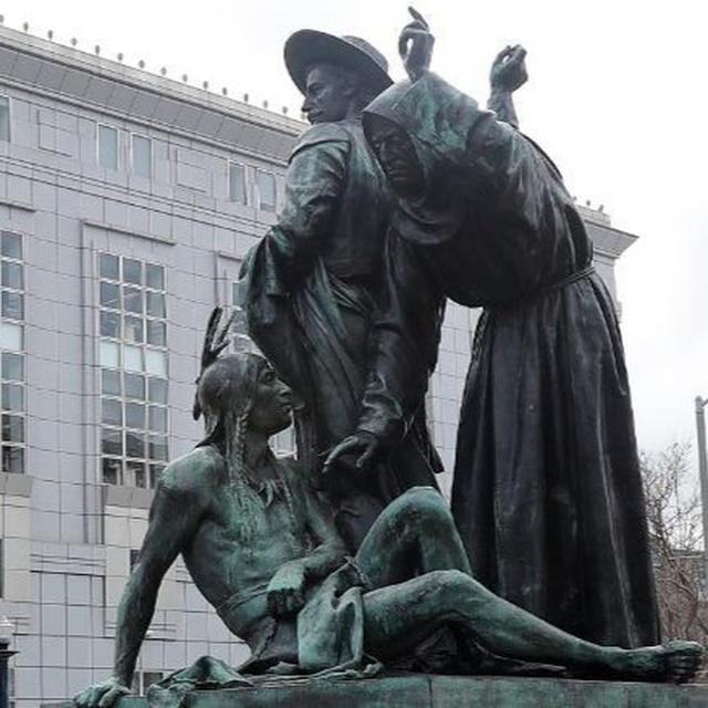 SAN FRANCISCO TO REMOVE 'RACIST' STATUE